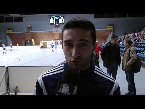 Ansage von Beytullah Atug (TuS Dassendorf) | ELBKICK.TV