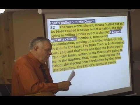 16-1218am - Changing Dispensations (Son of God to Son of Man) Pt.13 - Samuel Dale