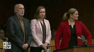 WATCH: Latest sentencing hearing for former USA Gymnastics doctor Larry Nassar