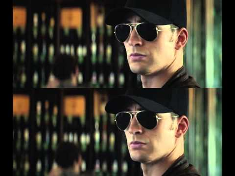 The First Avenger Confrontation TRAILER in 3D(Top and Bottom)