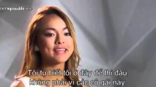 """Quỳnh Mai bị ghét tại """"Siêu Mẫu Châu Á Mùa 4"""""""