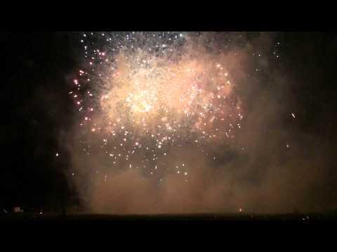 Alchemy Fireworks - UK Festival of Fireworks - Catton Hall - Rocky
