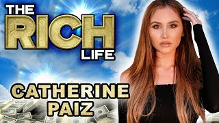 Catherine Paiz | The Rich Life | Ace Family New $10 Million Dollar Mega Mansion