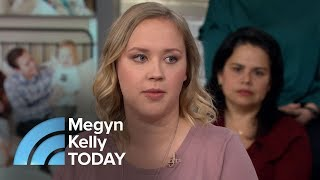 This Mom Made An Emotional Video For The Child She Put Up For Adoption | Megyn Kelly TODAY
