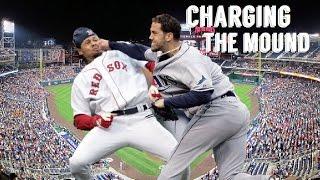 Charging The Mound | MLB HD
