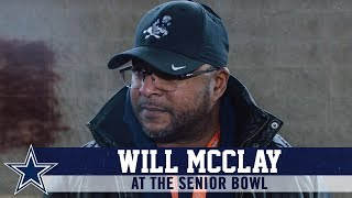 Will McClay Knows Team Wants To Grow Under Mike McCarthy | Dallas Cowboys