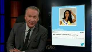 """Bill Maher New Rules on """"Hate Filled"""" Twitter and other Social Media"""