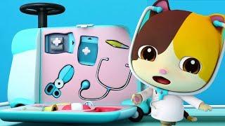 Bộ sưu tập bác sĩ mèo con Mimi | Gấu trúc Kiki&Miumiu | Tuyển tập nhạc thiếu nhi hay nhất | BabyBus