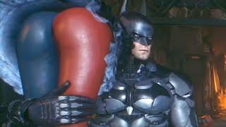 Batman & Robin vs Harley Quinn - Batman Arkham Knight