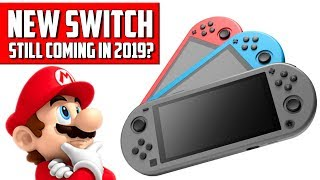 Is a New Nintendo Switch Still Coming in 2019?