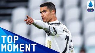 Another landmark for Ronaldo! | Juventus 3-0 Spezia | Top Moment | Serie A TIM