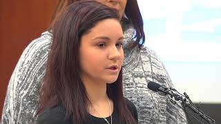"Kaylee Lorincz to Larry Nassar, ""Look at me…Who knew what and when they knew it"""
