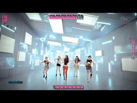 F(x) Electric Shock MV MV [Sub Español+Hangul+Romanización+KARAOKE]