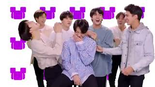 BTS So Happy Challenge with Brent Rivera | Radio Disney Music Awards