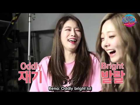 170518 星星 面试 Rena & Eunwoo