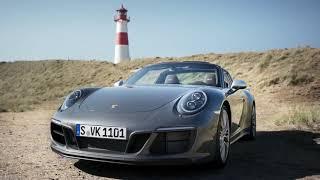 Rare and elegant: Porsche 911 Targa 4 GTS Exclusive Manufaktur Edition // PORSCHE AG