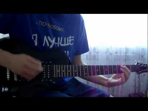 Amatory -  Rock baby(Guitar cover)