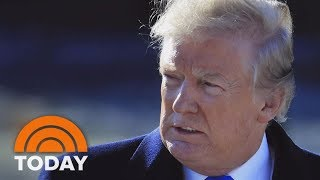 President Donald Trump's Comments On Immigrants From 'Shithole' Countries Stir Outrage | TODAY