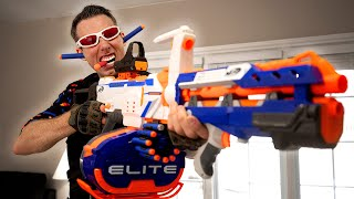 Nerf War: 100 Million Subscribers (Every PDK Films Video Ever)