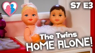 """S7 E3 """"The Twins Home Alone"""" 