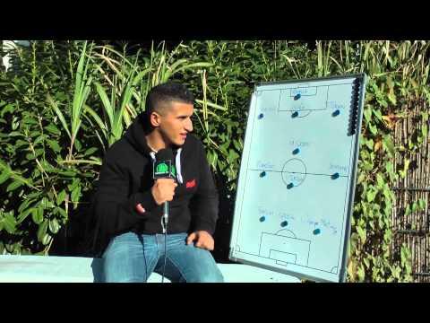 Die Traumelf von Youness Sbou (FC Elazig Spor) | ELBKICK.TV