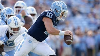 UNC Football: Spring Game Highlights