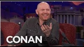 Bill Burr CONAN   FULL INTERVIEW 2017