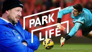 """GOALKEEPER TRIALS """"FINDING THE NEXT COURTOIS"""" 