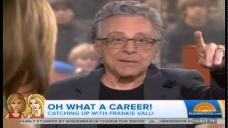 Frankie Valli on Today With Kathie Lee and Hoda