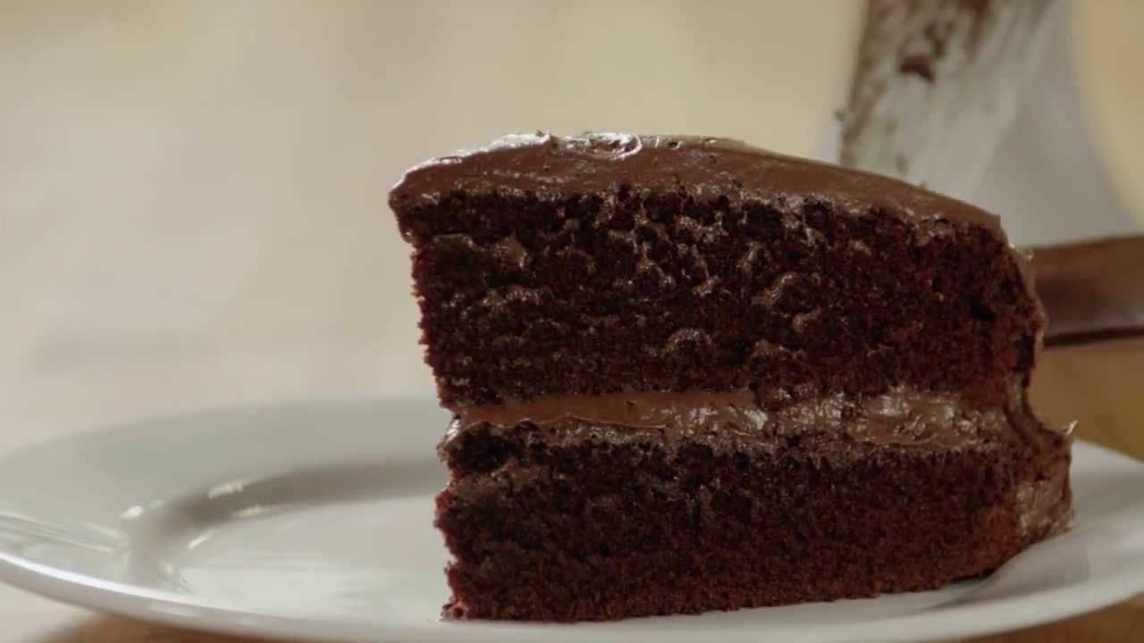 Easy Homemade Chocolate Cake Recipe And The Best: How To Make Easy Chocolate Cake