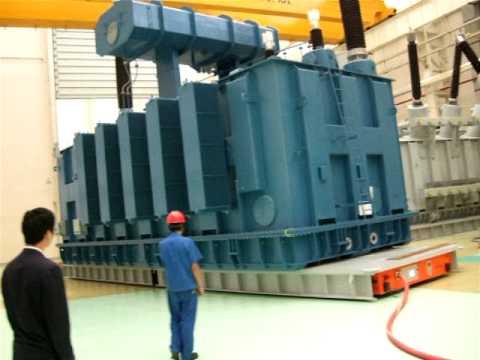450 Ton Transformer Transporter - AeroGo