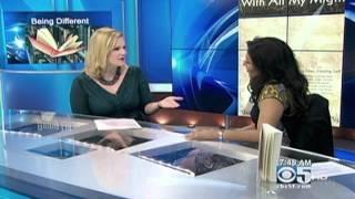 Gabriella van Rij - Eyewitness News Weekend with Anne Makovec - KPIX-TV CBS Network San Francisco CA