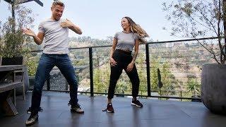 Derek Hough On Touring & Dancing | Life in Motion