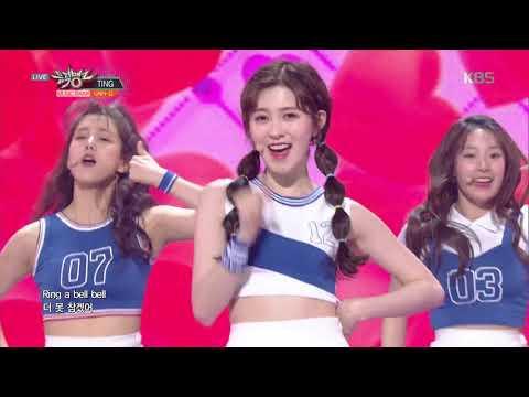 뮤직뱅크 Music Bank - TING - UNI+ G.20180223