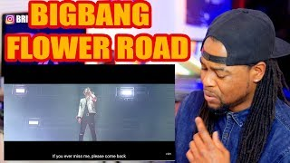 BIGBANG - '꽃 길 (FLOWER ROAD)' FMV | REACTION!!!