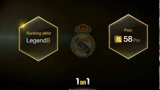 1v1 Strategy and Formasi Rank Legendary Fifa Online 3 Indonesia