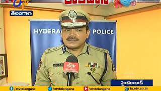 Hyderabad CP Anjani Kumar Interview over lockdown against ..