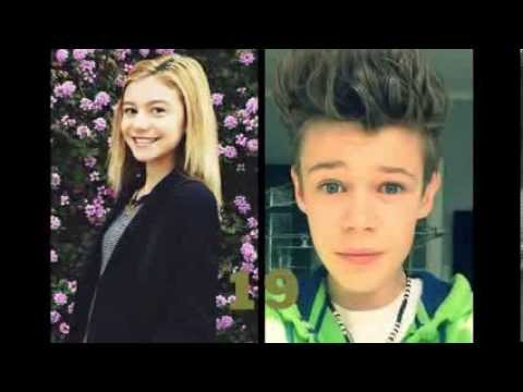 Genevieve Hannelius and ...? - YouTube  Peyton