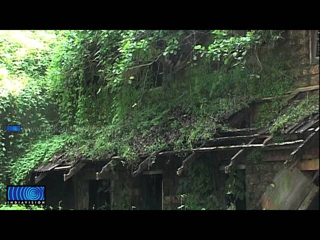 Ernakulam Old Railway station which had a legacy of history, is under destruction