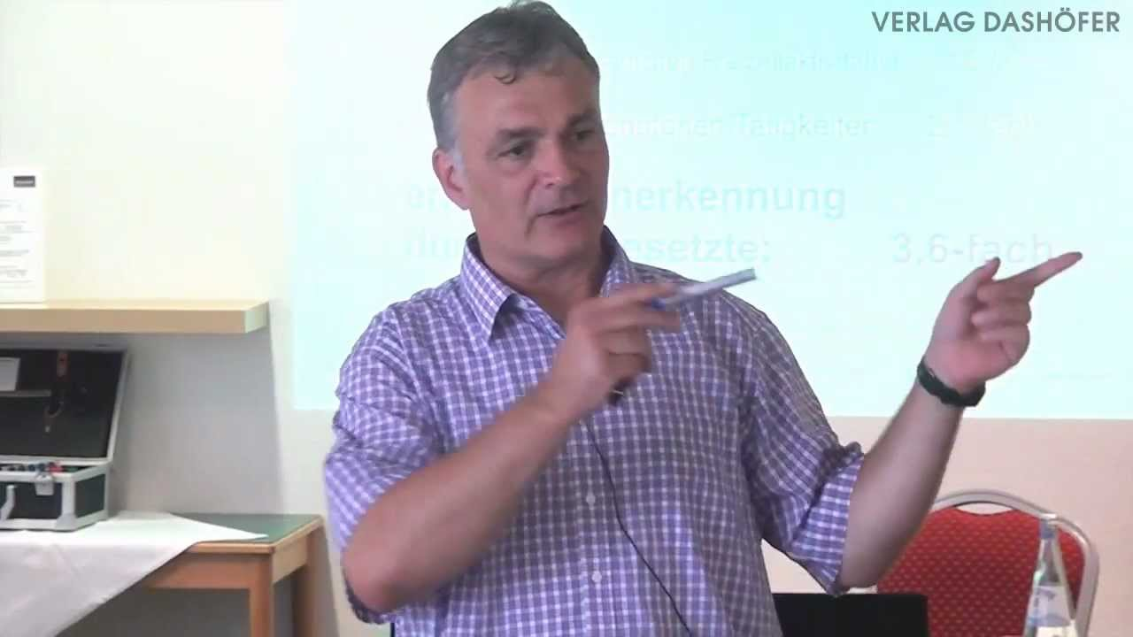 Video zum Seminar Das betriebliche Eingliederungsmanagement in der Praxis