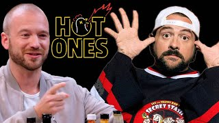 Hot Ones' Sean Evans Twitter Beef with Kevin Smith?!