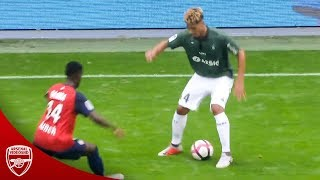 This is Why Arsenal Signed William Saliba!