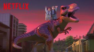LEGO Jurassic World: The Indominus Escape | Netflix