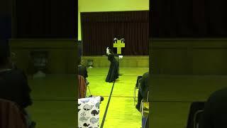 """Rachel Larmar dancing to """"Lean on me"""" by Kirk Franklin"""