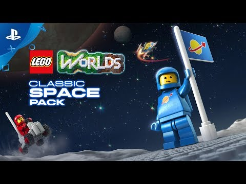 LEGO® Worlds Video Screenshot 1