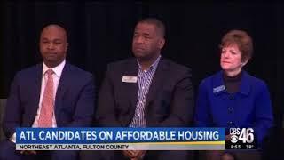 NACA's Atlanta Mayoral Candidates Forum CBS Atlanta