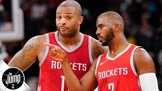 Chris Paul's contract is going to hurt the Rockets | The Jump