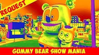 Lucky Charm (Neon Rainbow) Special Request - Gummy Bear Show MANIA
