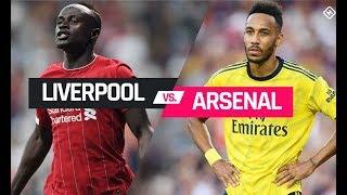 Trực tiếp bóng đá Liverpool vs Arsenal | Trực tiếp bóng đá hôm nay
