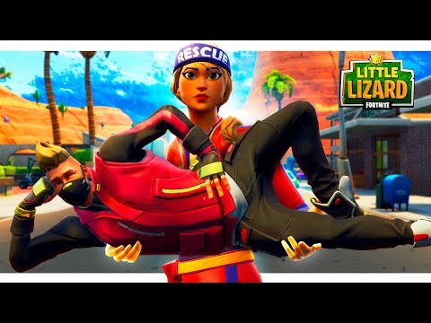 SUNSTRIDER SAVES DRIFT'S LIFE!! FORTNITE SHORT FILMS